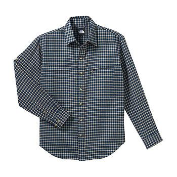 THE NORTH FACE(ザ・ノースフェイス) NT26727 Regular Collar Shirt S LB(ラックスブルー)
