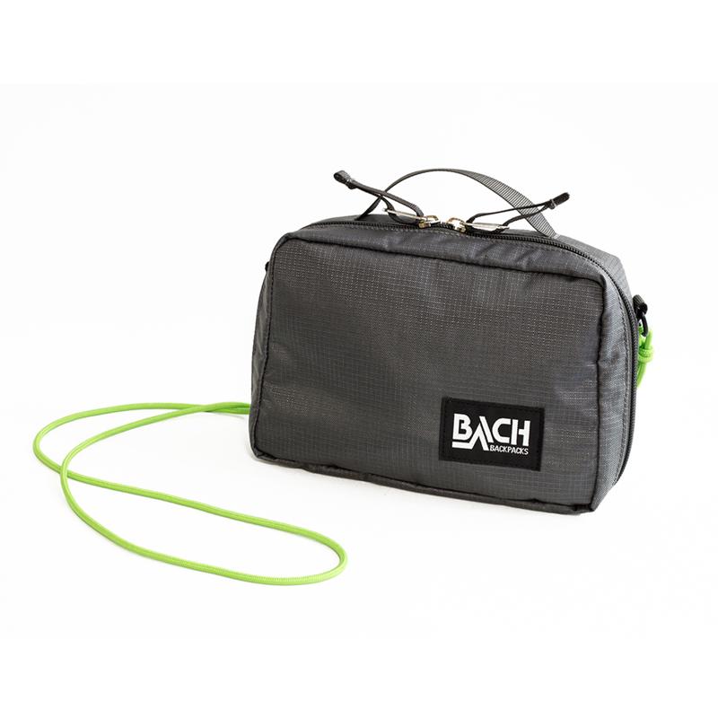 BACH(バッハ) ACCESSORY BAG 2L/M Pearl×Lime-coad