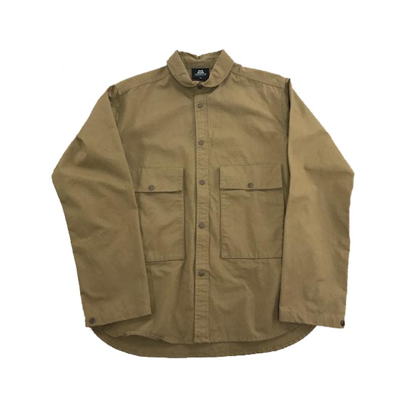 【送料無料】マウンテンイクイップメント(Mountain Equipment) Utility shirts L BEIGE 421844【SMTB】