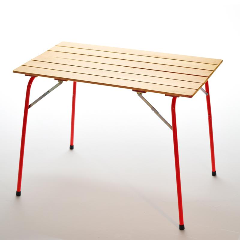 【送料無料】カステルメルリーノ(castelmerlino) ハイ&ローキャンパーテーブル 100cm 20053