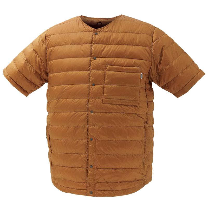 ナンガ(NANGA) ダウン Tシャツ XL BRN DT113