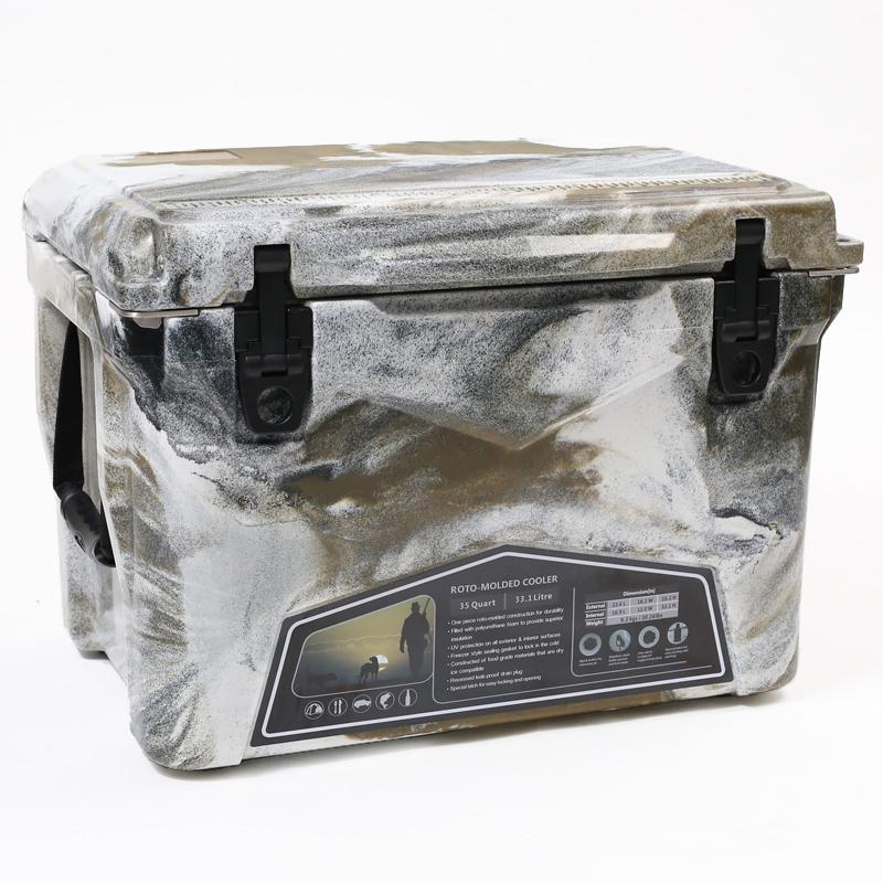 【送料無料】 (デザートカモ) 【SMTB】 デザートカモ アイスランドクーラーボックス アイスランドクーラーボックス45QT