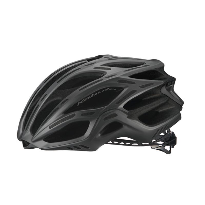 オージーケー カブト(OGK KABUTO) ヘルメット FLAIR フレアー S/M マットブラック