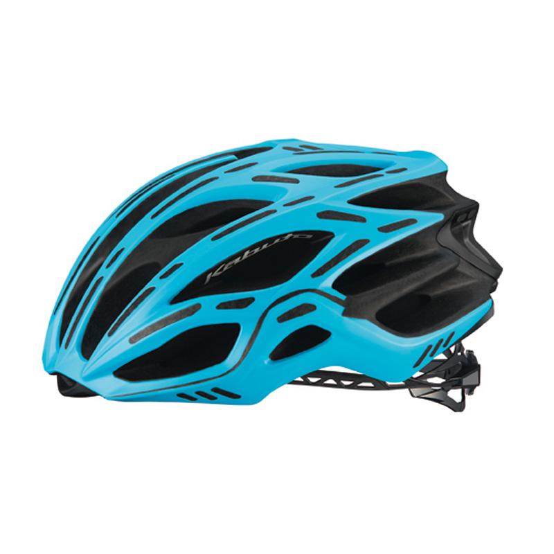 オージーケー カブト(OGK KABUTO) ヘルメット FLAIR フレアー S/M マットブルー