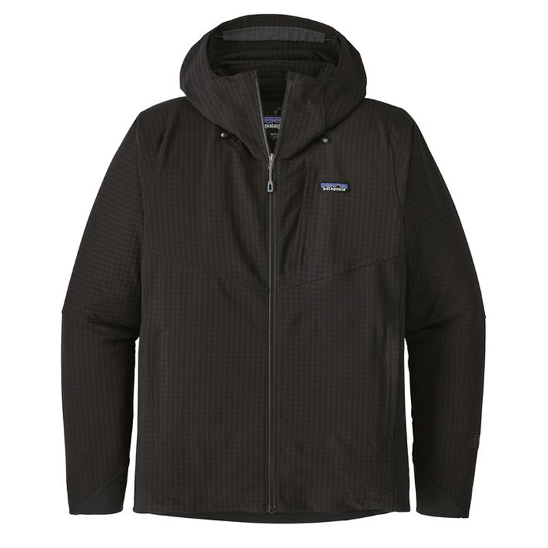 【送料無料】パタゴニア(patagonia) M's R1 TechFace Hoody(メンズ R1 テックフェイス フーディ) L BLK(Black) 83575