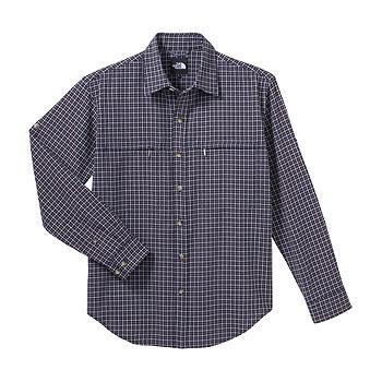 THE NORTH FACE(ザ・ノースフェイス) NT26725 Regular Collar Shirt L NY(TNFネイビー)