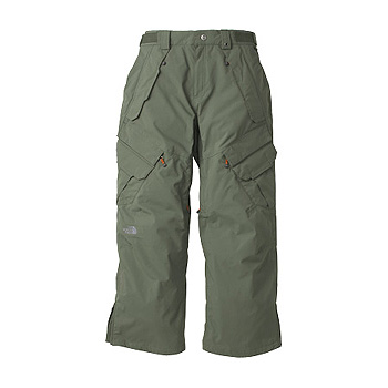 THE NORTH FACE(ザ・ノースフェイス) Park Cargo Pant S AN(アンカレッジグリーン) NS01753