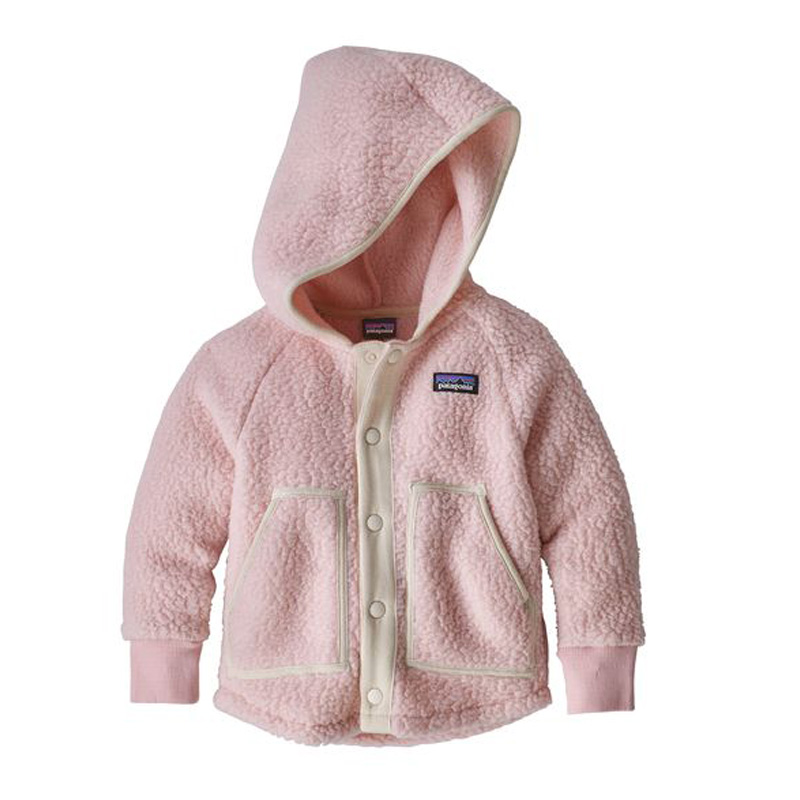 【送料無料】パタゴニア(patagonia) Baby Retro Pile Jacket(ベビー レトロ パイル ジャケット) 5T PIO 61145