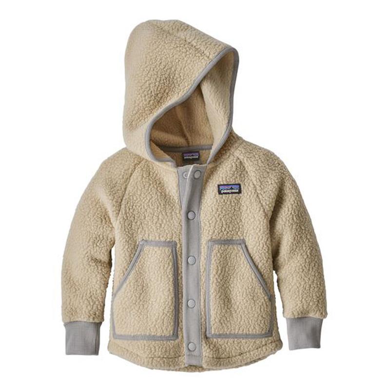 【送料無料】パタゴニア(patagonia) Baby Retro Pile Jacket(ベビー レトロ パイル ジャケット) 4T ELKH 61145
