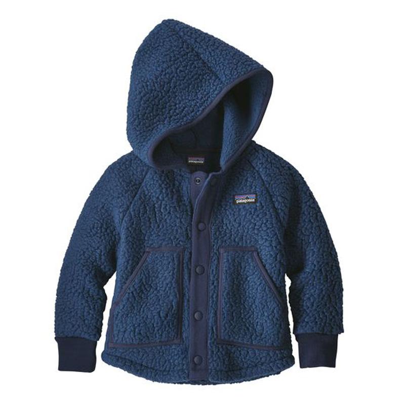 【送料無料】パタゴニア(patagonia) Baby Retro Pile Jacket(ベビー レトロ パイル ジャケット) 2T SNBL 61145