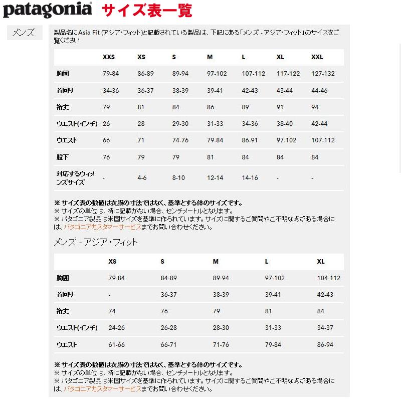 パタゴニア(patagonia) M's LW Synch Snap-T P/O(ライトウェイト シンチラ スナップT プルオーバー) XS BFO(Black w×Forge Grey) 25580