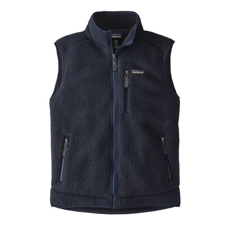 【送料無料】 パタゴニア(patagonia) M's Retro Pile Vest(メンズ レトロ パイル ベスト) XS NVYB 22820【SMTB】