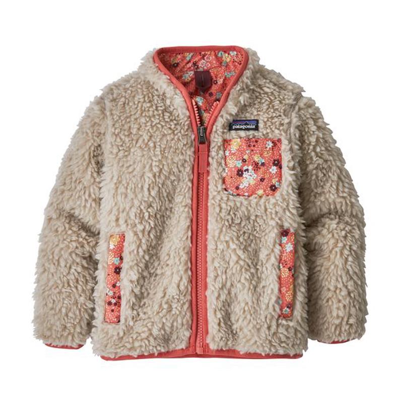 【送料無料】パタゴニア(patagonia) Baby Retro-X Jacket(ベビー レトロX ジャケット) 5T NUDC 61025