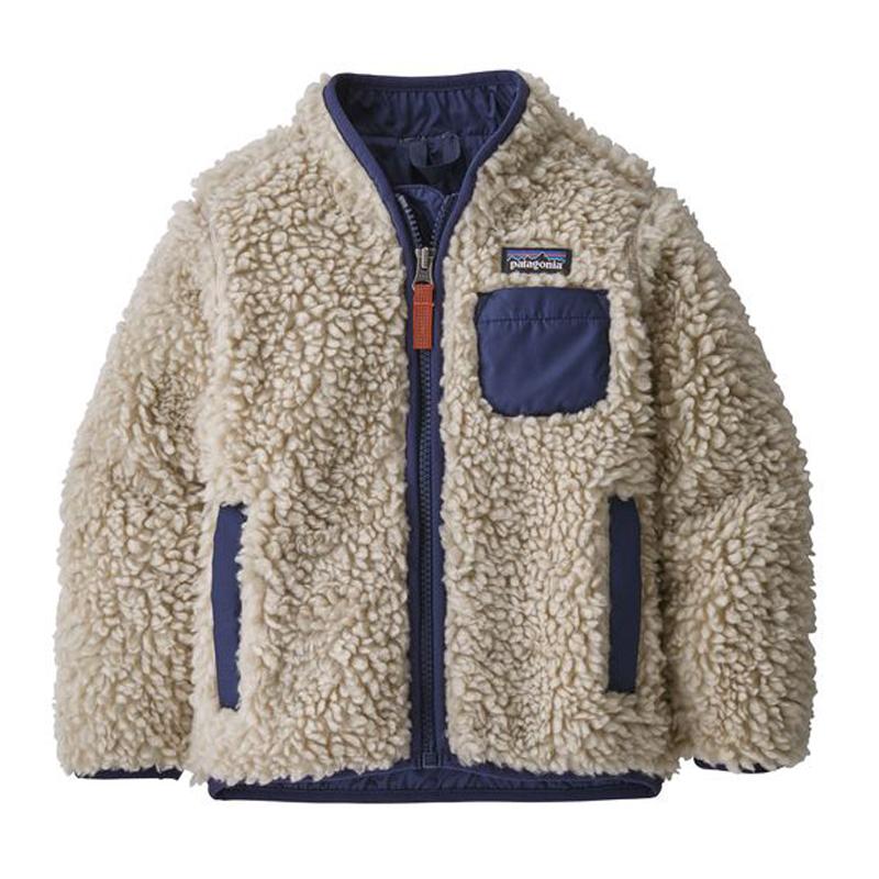【送料無料】パタゴニア(patagonia) Baby Retro-X Jacket(ベビー レトロX ジャケット) 12M NCV 61025