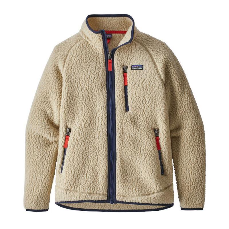 【送料無料】パタゴニア(patagonia) Boys' Retro Pile Jacket(ボーイズ レトロ パイル ジャケット) XS ELKH 65410【あす楽対応】