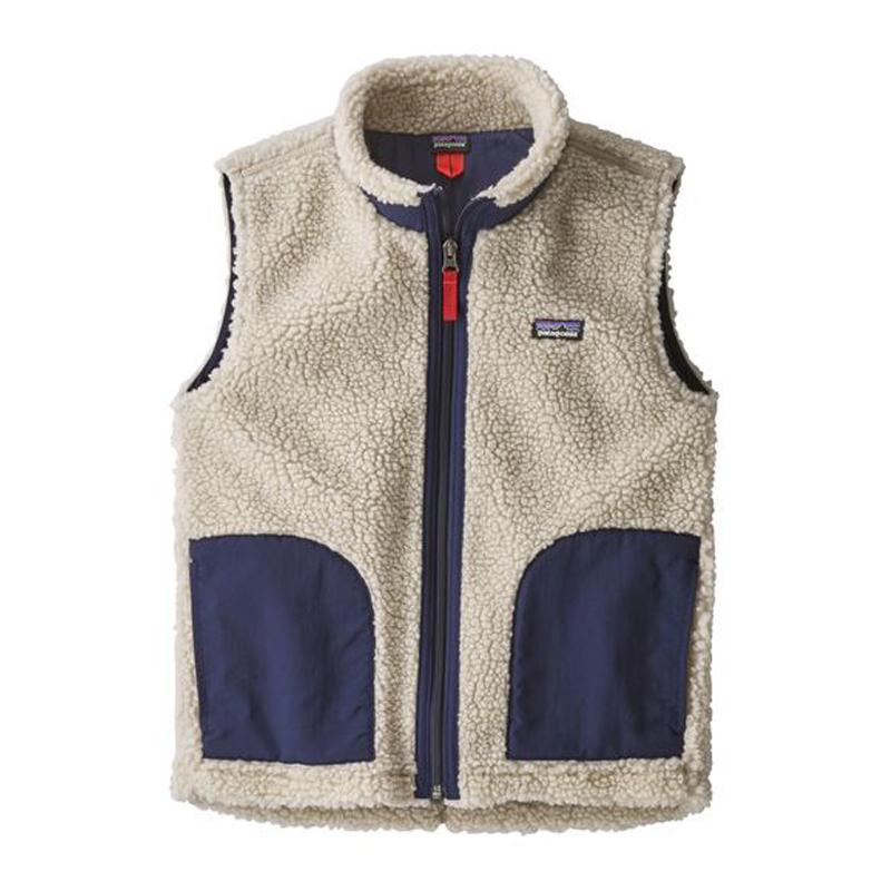【送料無料】パタゴニア(patagonia) K's Retro-X Vest(キッズ レトロX ベスト) L NCV 65619【あす楽対応】