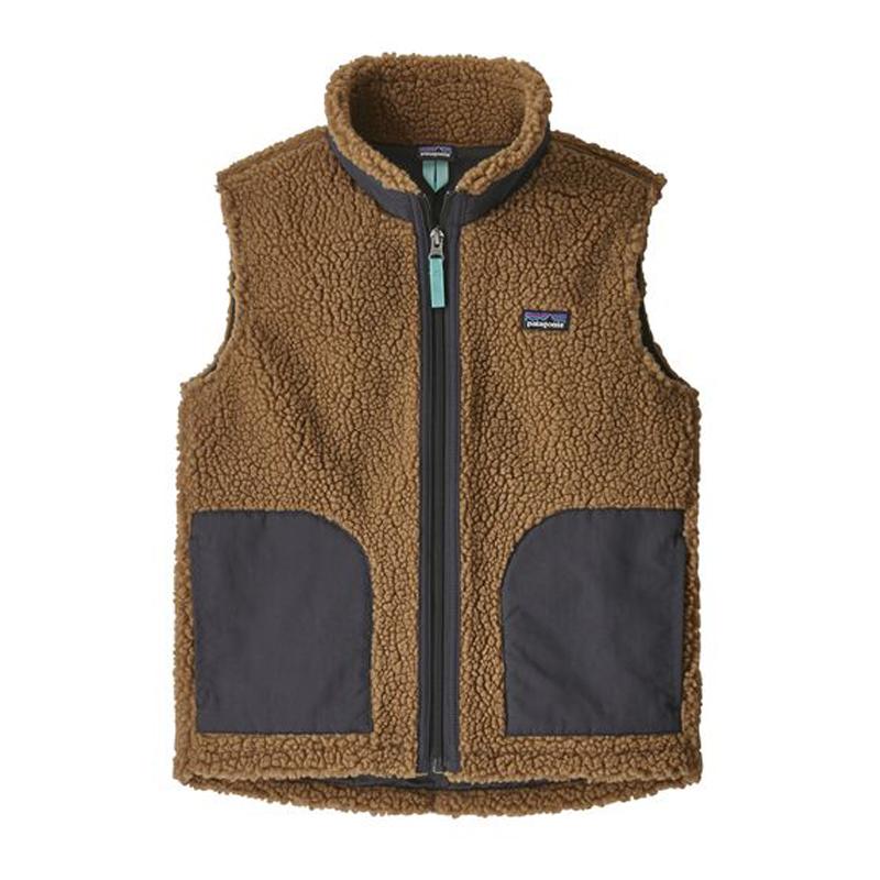 【送料無料】パタゴニア(patagonia) K's Retro-X Vest(キッズ レトロX ベスト) L COI 65619【あす楽対応】