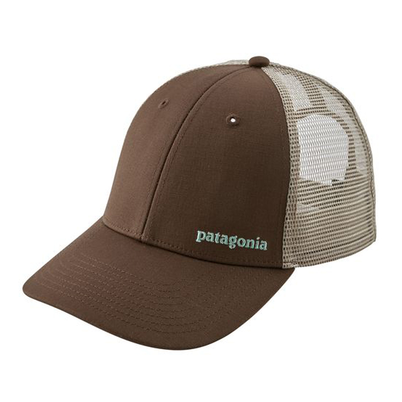 パタゴニア(patagonia) Small Text Logo LoPro Trucker Hat オール TMBR 38183