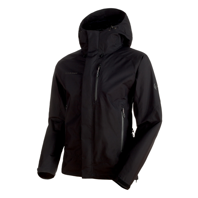 【送料無料】MAMMUT(マムート) Ayako Pro HS Hooded Jacket Men's M black 1010-26740【あす楽対応】