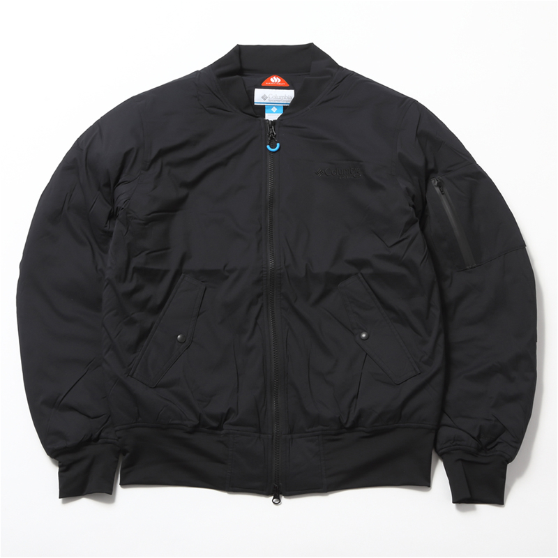 Columbia(コロンビア) Santiago Valley Jacket(サンティアゴ ヴァレイ ジャケット) Men's L 010(BLACK) PM5625