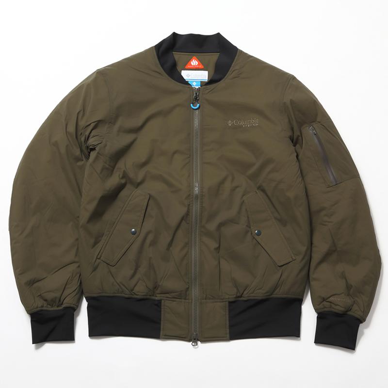 【送料無料】Columbia(コロンビア) Santiago Valley Jacket(サンティアゴ ヴァレイ ジャケット) Men's L 383(NORI) PM5625