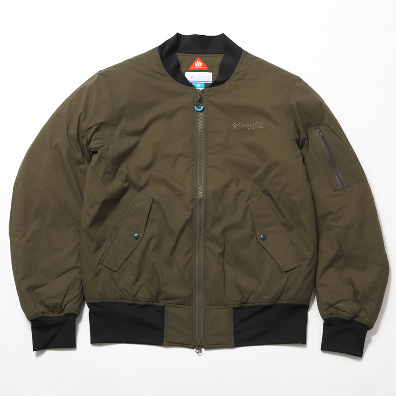Columbia(コロンビア) Santiago Valley Jacket(サンティアゴ ヴァレイ ジャケット) Men's L 383(NORI) PM5625