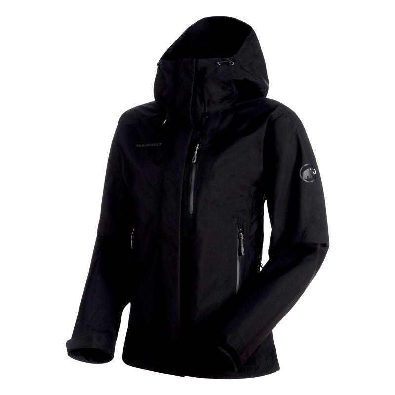 MAMMUT(マムート) Ayako Pro HS Hooded Jacket Women's XS black 1010-26750
