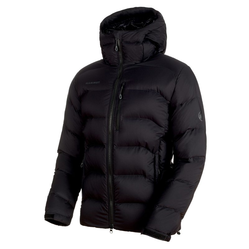 【送料無料】MAMMUT(マムート) Xeron IN Hooded Jacket Men's M black 1013-00700