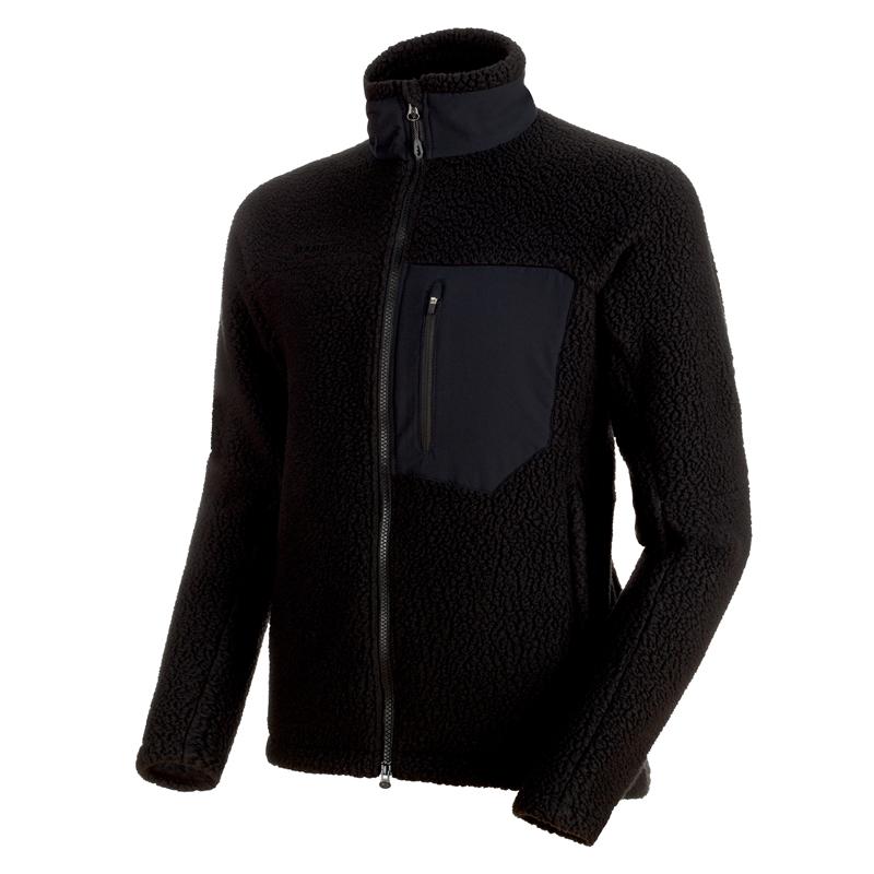 【送料無料】MAMMUT(マムート) MIRACLES Jacket Men's S black 1014-00120