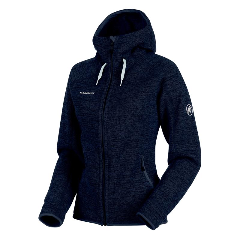 MAMMUT(マムート) Arctic ML Hooded Jacket Women's S marine melange 1014-15703