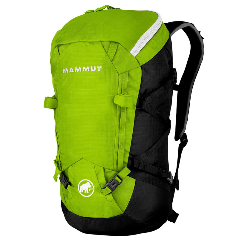 MAMMUT(マムート) Trion Zip 22 22L sprout×black 2510-03490
