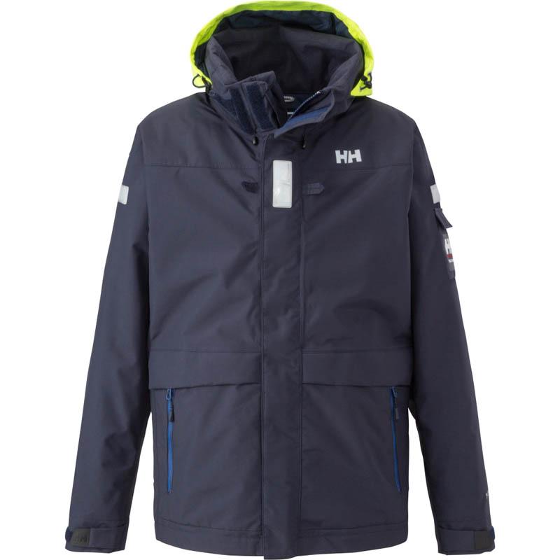 HELLY HANSEN(ヘリーハンセン) HH11550 Ocean Frey Jacket(オーシャン フレイ ジャケット) Men's BL HB(ヘリーブルー)