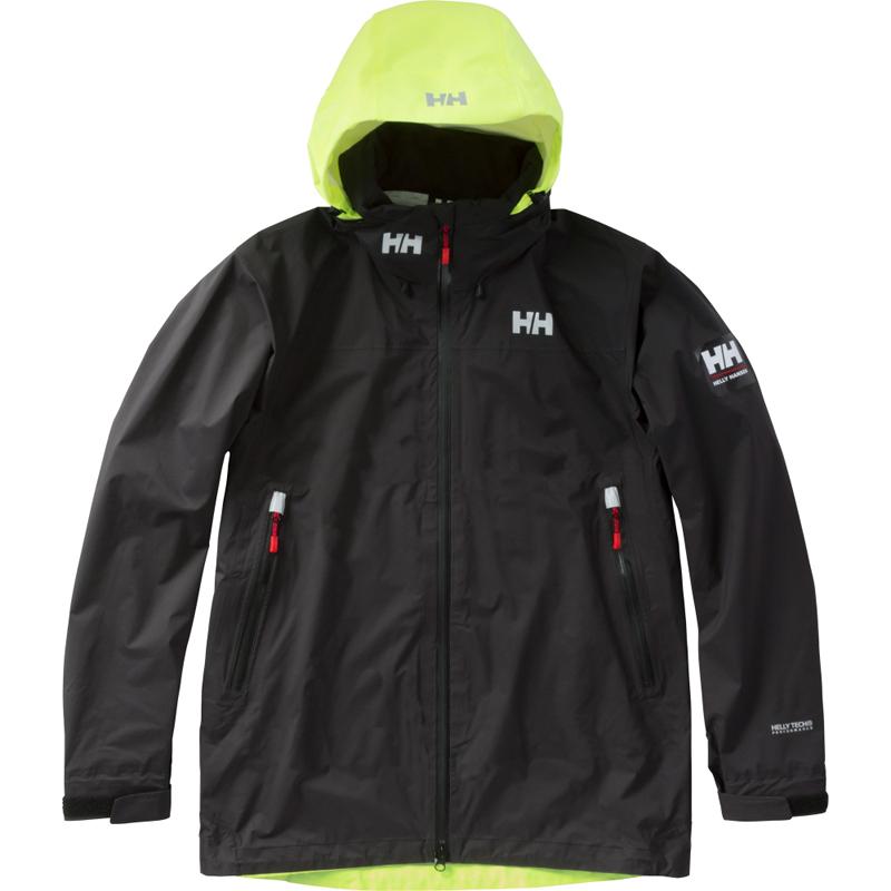 【送料無料】HELLY HANSEN(ヘリーハンセン) HH11800 Alviss Light Jacket(アルヴィース ライト ジャケット)Men's M K(ブラック)