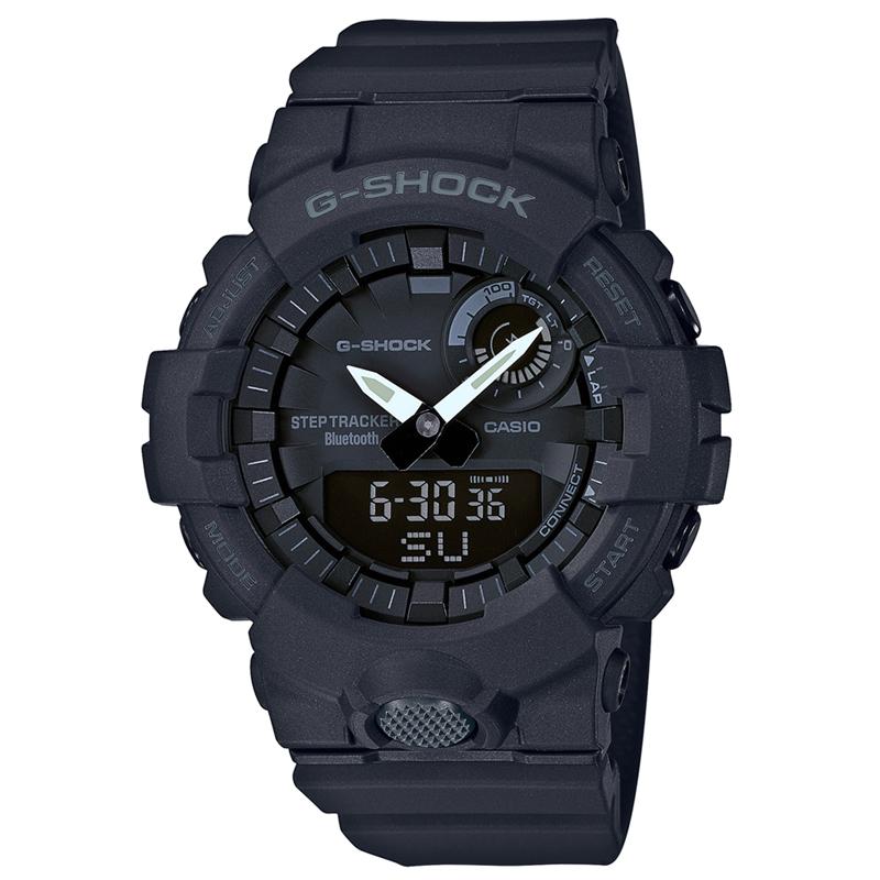 G-SHOCK(ジーショック) GBA-800-1AJF ブラック