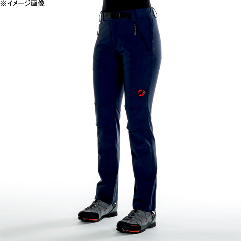 MAMMUT(マムート) SOFtech TREKKERS Pants Women's M marine 1020-09770