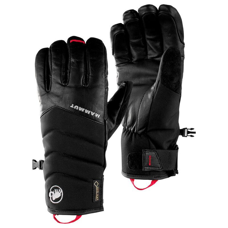 MAMMUT(マムート) Alvier Glove 8 black 1090-05890