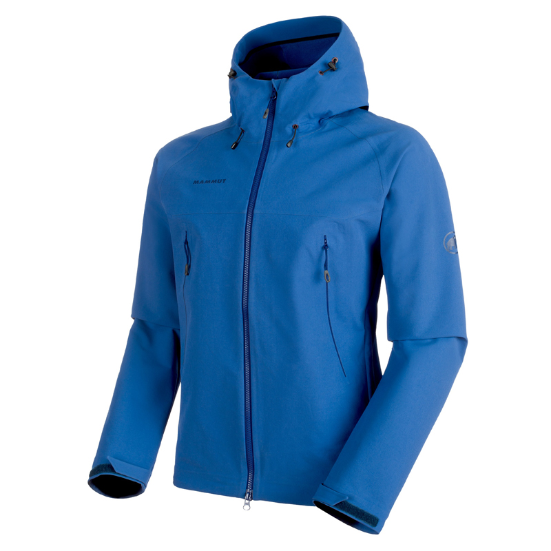 MAMMUT(マムート) Masao SO Jacket Men's XS ultramarine 1011-00460