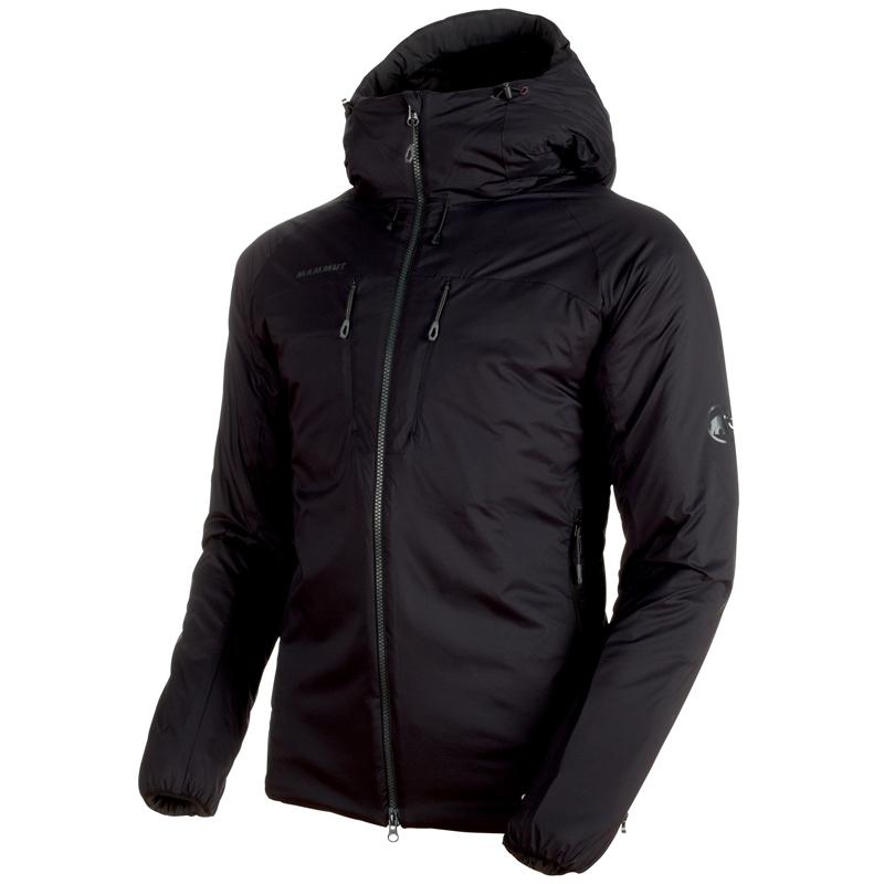 MAMMUT(マムート) Rime IN Flex Hooded Jacket AF Men's XS black 1013-00750