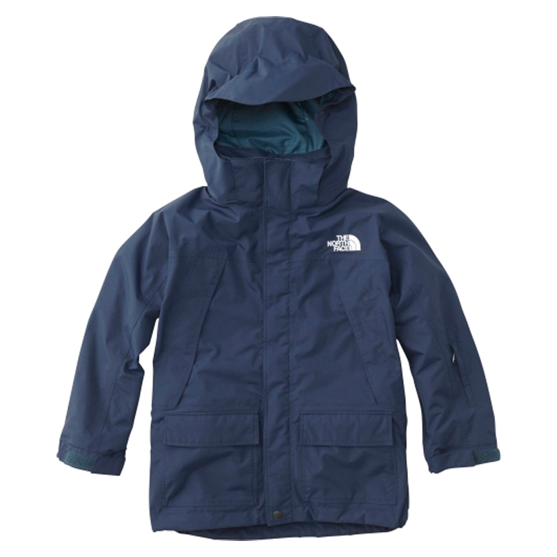 THE NORTH FACE(ザ・ノースフェイス) SNOW TRICLIMATE JACKET Kid's 110cm CM(コズミックブルー) NSJ61801