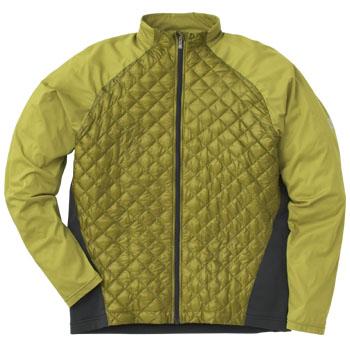 THE NORTH FACE(ザ・ノースフェイス) AMP INSULATION JACKET S KW(キウイグリーン) ND18808