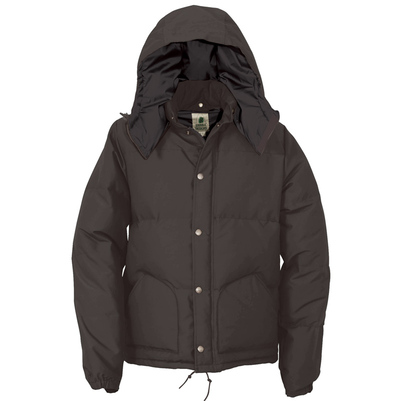 【送料無料】SIERRA DESIGNS(シエラデザインズ) DOWN SIERRA JACKET L Black 7951