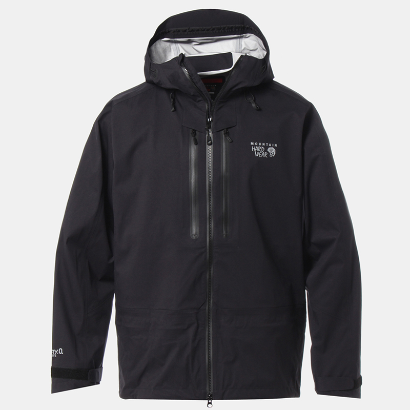 【送料無料】マウンテンハードウェア DRYSTEIN JACKET(ドライステイン ジャケット) Men's M 090(BLACK) OE7601