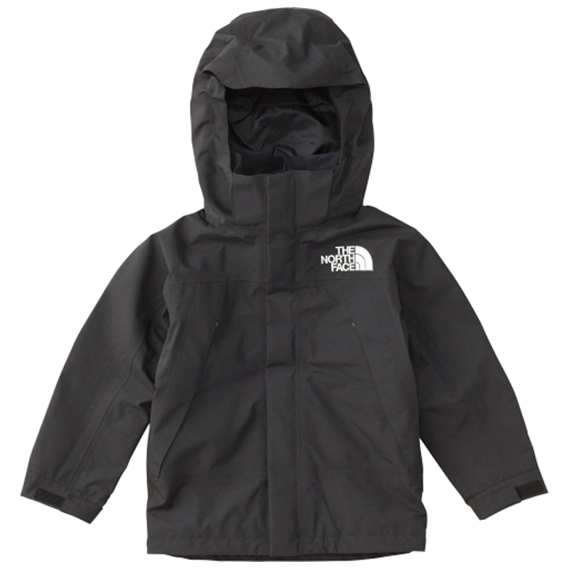 THE NORTH FACE(ザ・ノースフェイス) MOUNTAIN JACKET Kid's 120cm K(ブラック) NPJ61805