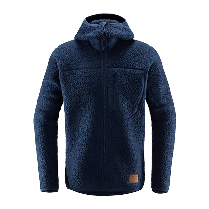 【送料無料】HAGLOFS(ホグロフス) Pile Hood Men's L 3N5(TARN BLUE) 604137