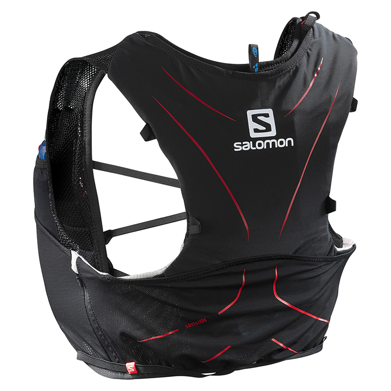 SALOMON(サロモン) ADV SKIN 5 SET XL Black×Matador L39267700