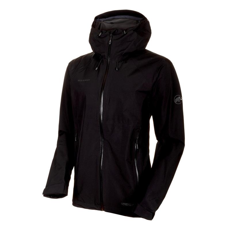 MAMMUT(マムート) Convey Tour HS Hooded Jacket Men's L black 1010-26031