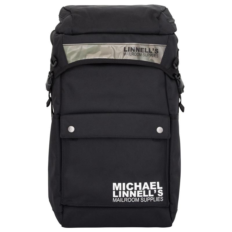 【送料無料】マイケルリンネル(MICHAEL LINNELL) Cannon Pack(キャノン パック) ML-013 34L Black×Camouflage 114112