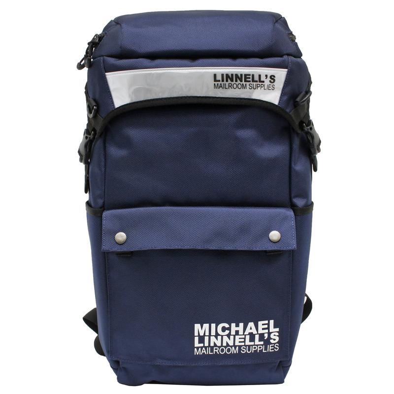【送料無料】マイケルリンネル(MICHAEL LINNELL) Cannon Pack(キャノン パック) ML-013 34L Navy×White 114114