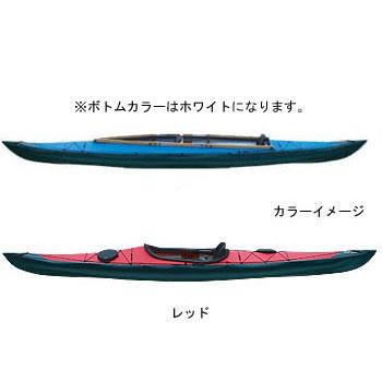 フジタカヌー(FUJITA CANOE) 470 NOAH(ノア) D:レッドB:ホワイト PE-2