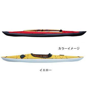 フジタカヌー(FUJITA CANOE) 500 NOAH(ノア) D:イエローB:チャコールグレー PE-2